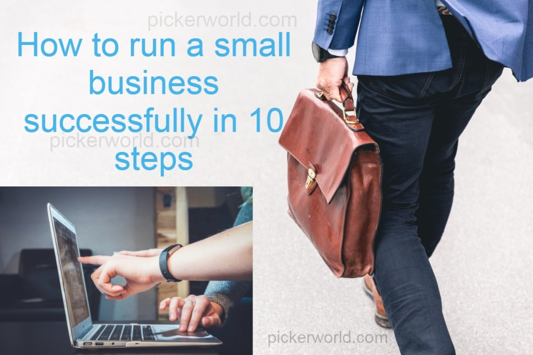 How to run a small business successfully