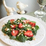 Spinach and Kale_Spring Salad
