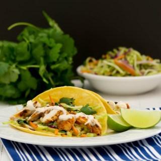 Grilled Mahi Mahi Tacos | Pick Fresh Foods