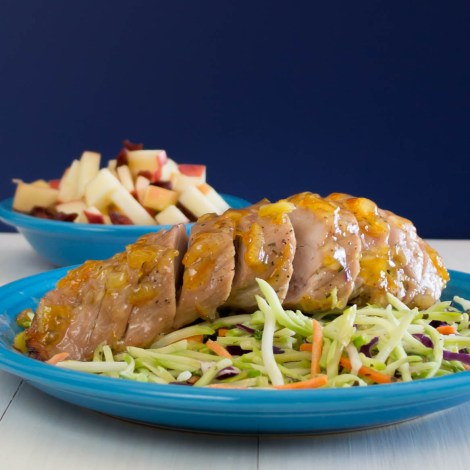 Glazed Pork with Apple Salsa | Pick Fresh Foods-3