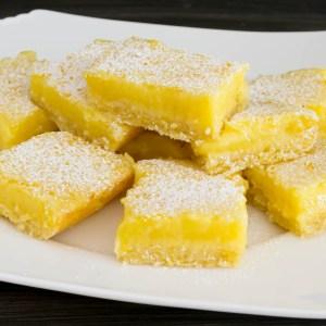 Lemon Bars  Pick Fresh Foods