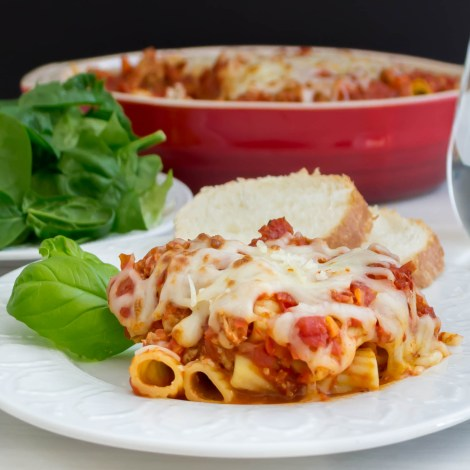 Baked Rigatoni | Pick Fresh Foods