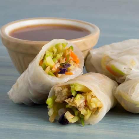 Chicken Spring Rolls | Pick Fresh Foods-3