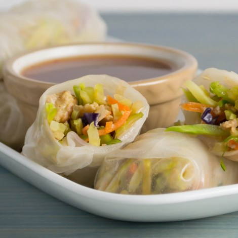 Chicken Spring Rolls | Pick Fresh Foods-4