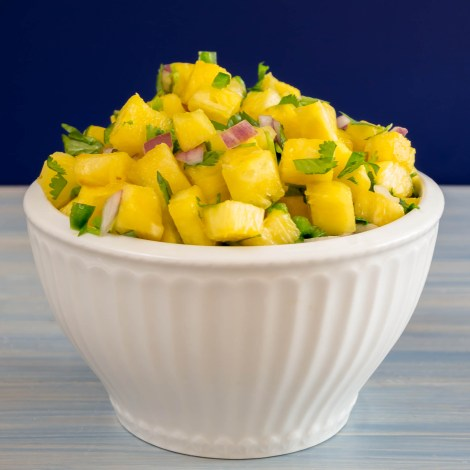 Pineapple Salsa | Pick Fresh Foods-2