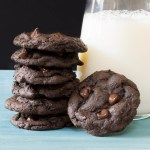 Dark Chocolate Chocolate Chip Cookies | Pick Fresh Foods