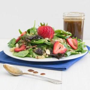 Strawberry Quinoa Salad   Pick Fresh Foods