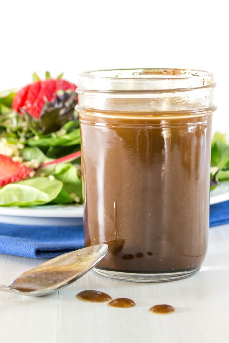 Balsamic Salad Dressing | Pick Fresh Foods-5