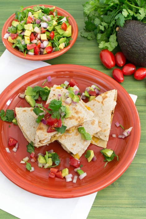 Grilled Honey Lime Chicken Quesadillas | Pick Fresh Foods