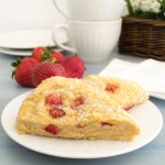 Strawberry Scones | Pick Fresh Foods
