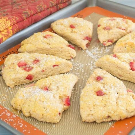 Strawberry Scones | Pick Fresh Foods-3