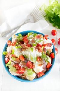 BLT Potato Salad   Pick Fresh Foods