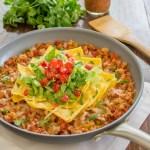 Skillet Enchiladas