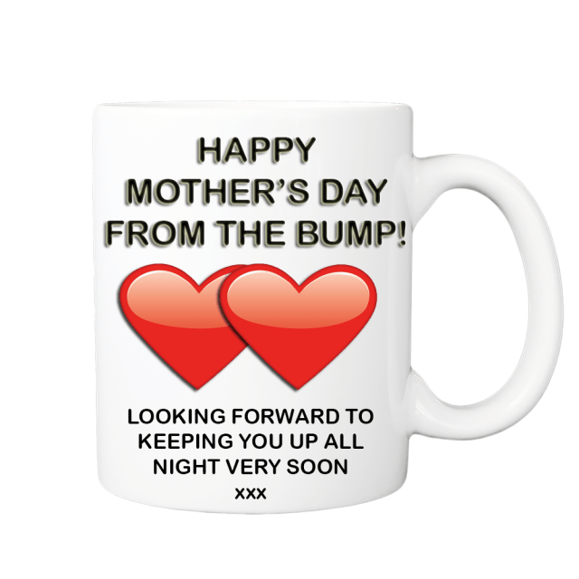 Happy Mother's Day from The Bump Gift Mug