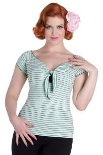 Mauricette Top, £18.99