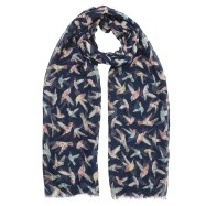 hummingbird-scarf