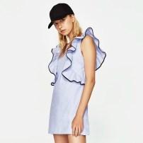 Ruffle Dress 3
