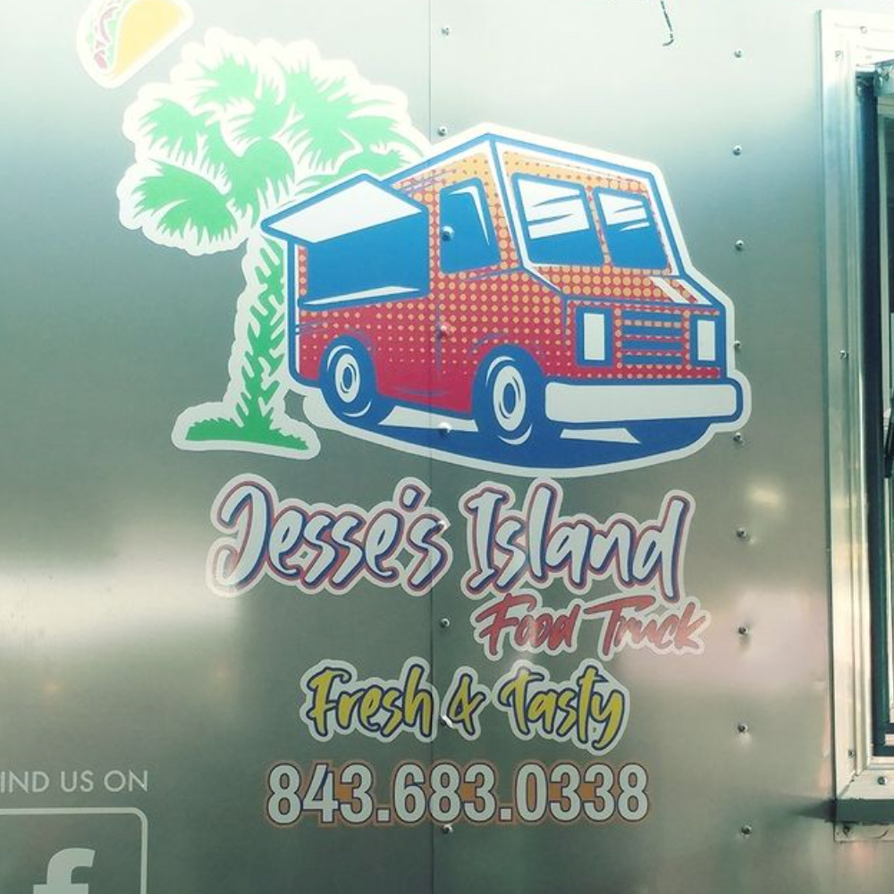 Jesse Island Food Truck