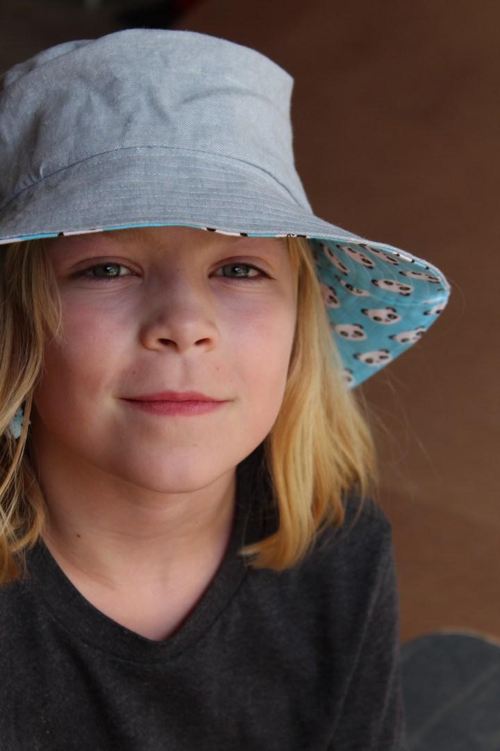 Oliver + S Bucket Hat