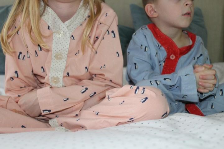 Oliver + S Christmas Pajamas