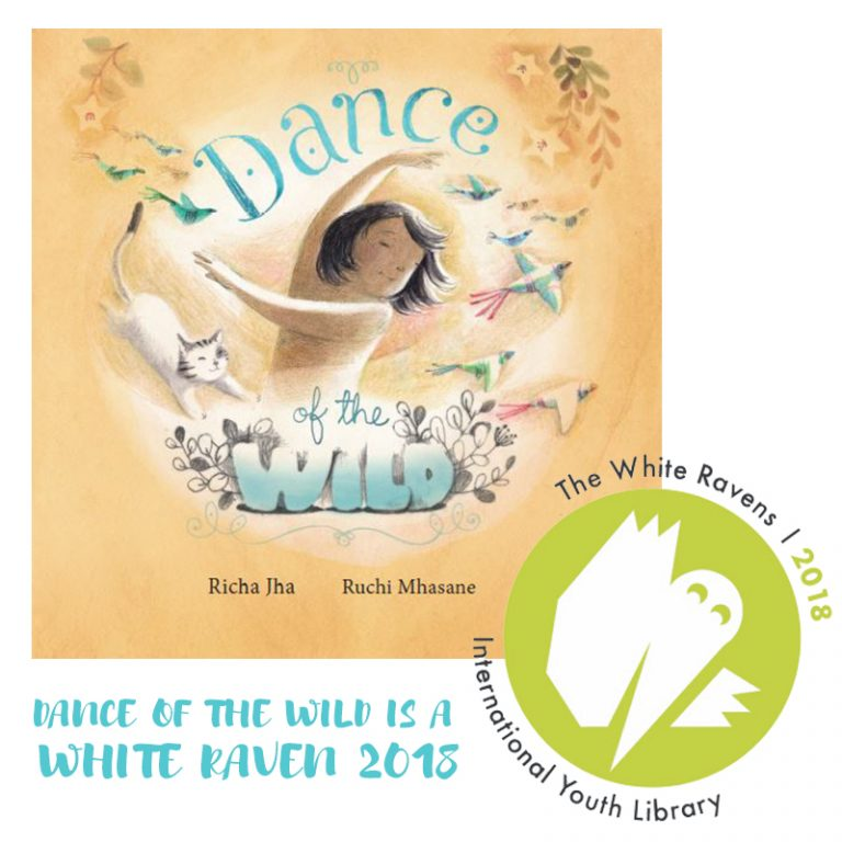 DANCE OF THE WILD is a WHITE RAVEN 2018
