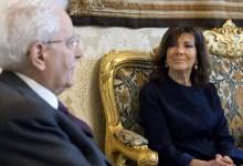 Sergio Mattarella e Maria Elisabetta Alberti Casellati