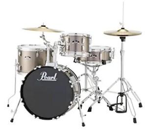 Pearl Roadshow 4 Piece Drum Set