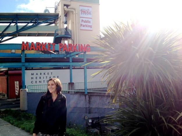 Market Parking Seattle