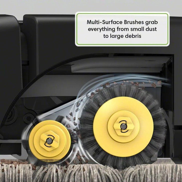 Roomba 675 Edge sweeping brush