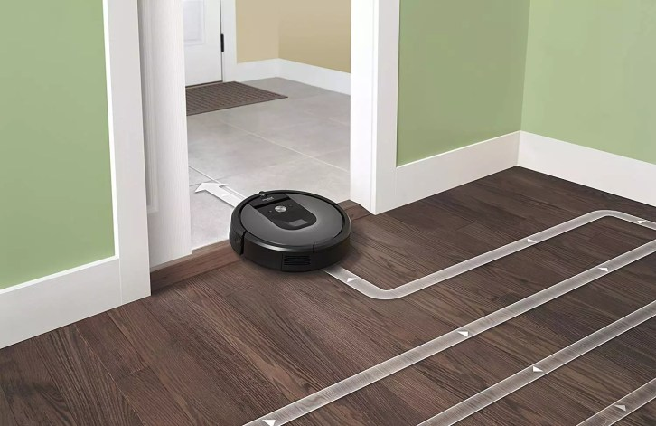 Roomba 690 Sleek design