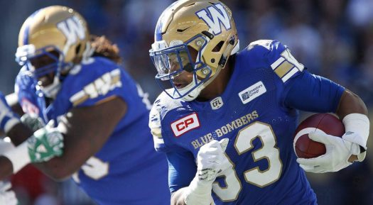 Week 7 CFL Picks Blue