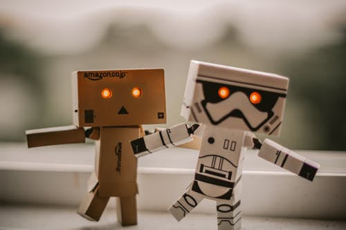 robot pick up lines