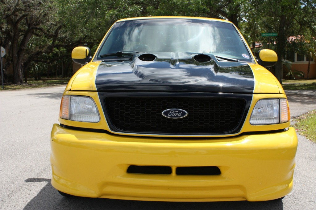 2002 Ford F 150 Boss 54 For Sale