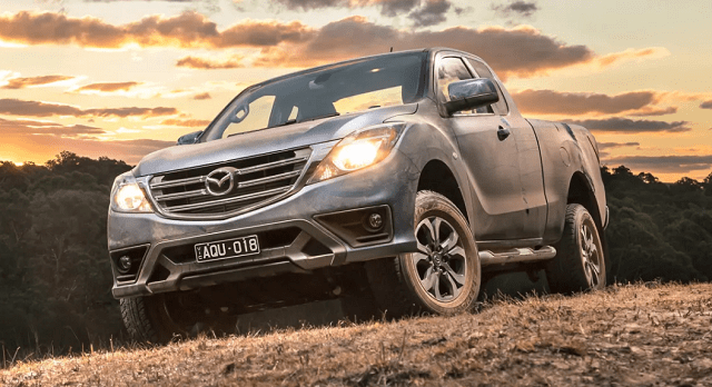2020 Mazda BT-50 Changes, Eclipse, Redesign