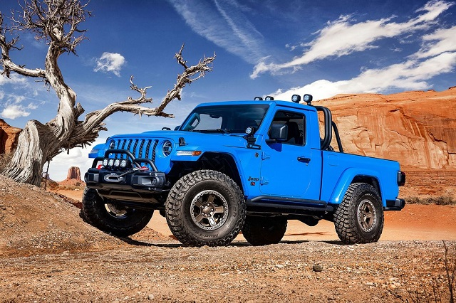 2021 Jeep Gladiator Hercules: Specs, Price And Release Date
