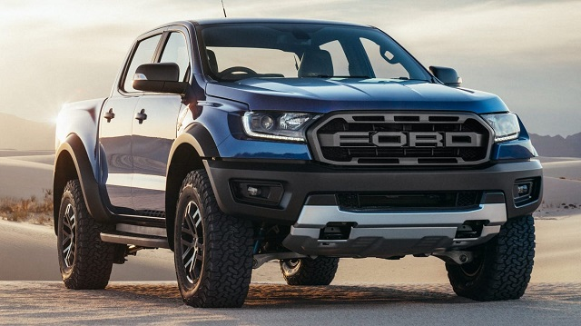2021 Ford Ranger Raptor – Most powerful compact pickup truck
