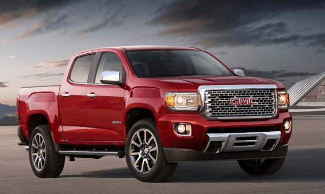 2021 GMC Canyon Denali Gets Nice Exterior and Interior Updates