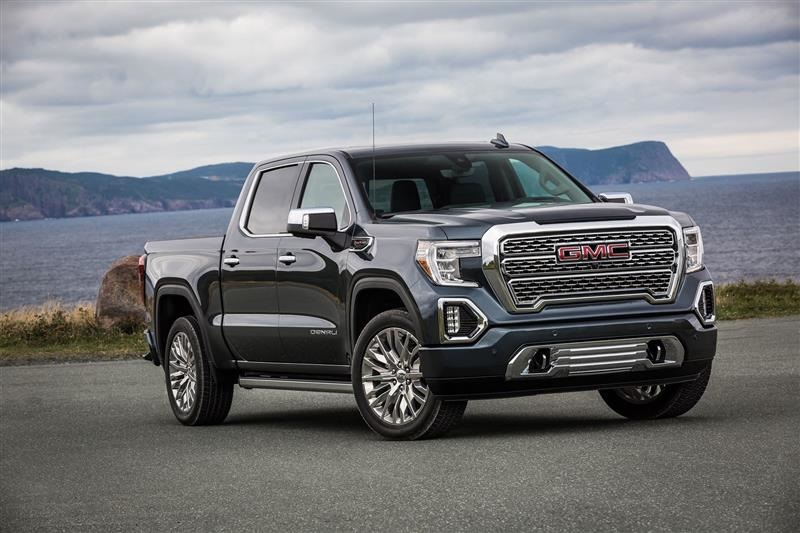2021 GMC Sierra Denali 1500 Will Get Exclusive Interior