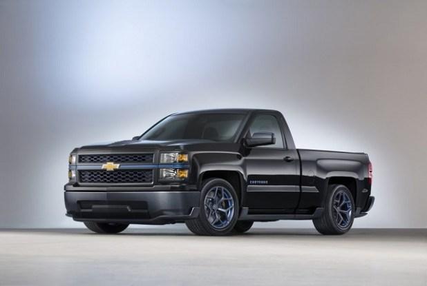 2022 Chevrolet Cheyenne concept