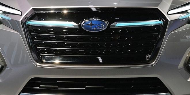 2022 Subaru Baja Pickup Truck front