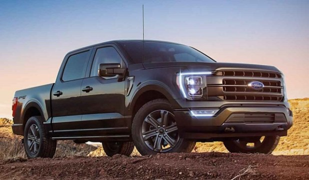 2022 Ford F-150 Limited