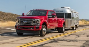 2022 Ford F350 Dually front