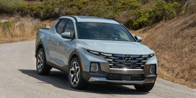 2023 Hyundai Santa Cruz