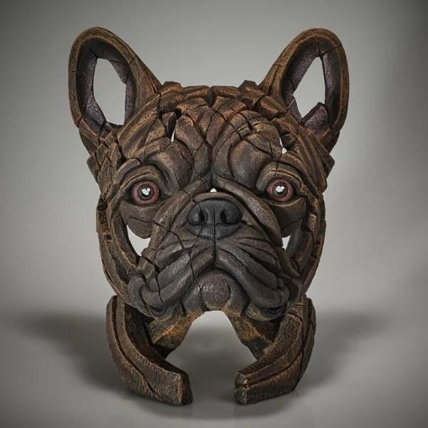 Edge Sculpture French Bulldog