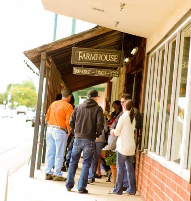 The Farmhouse Restaurant Gilbert AZ Picky Palate