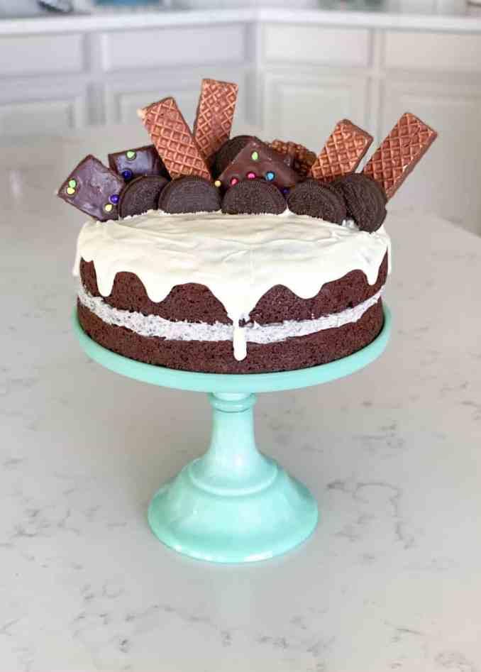 A Very Happy Birthday Cake Recipe | Picky Palate