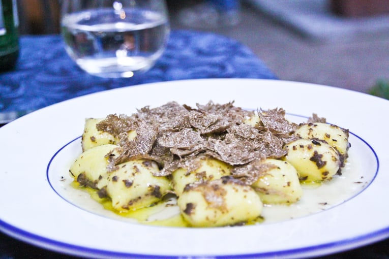 4 - Il Rosellini dinner3