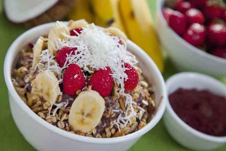 Healthy Cereal Bowl