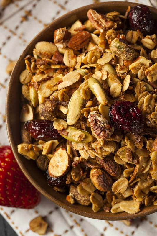 Maple Granola 2