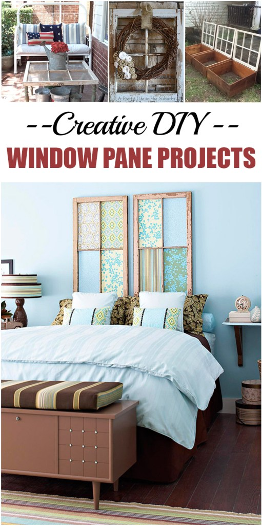 Creative DIY Window Pane Projects